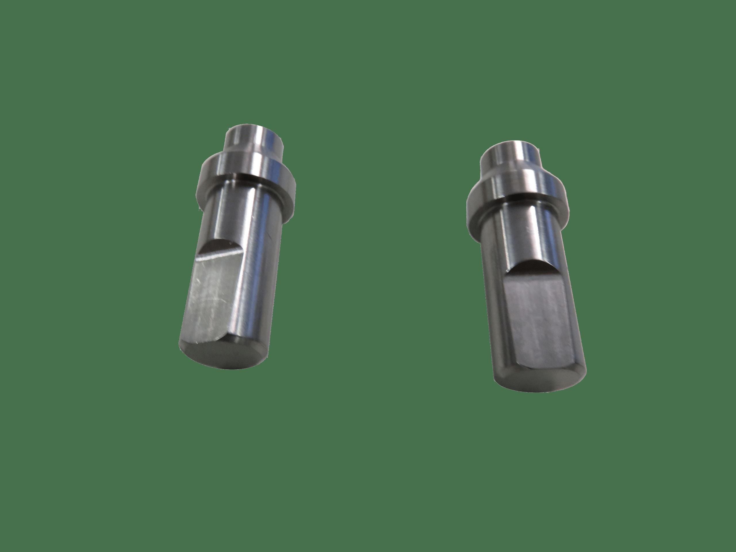 Elektroden aus Wolfram
