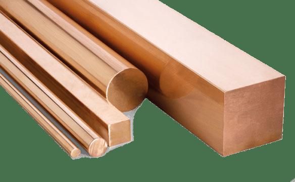 Barre en alliage de cuivre