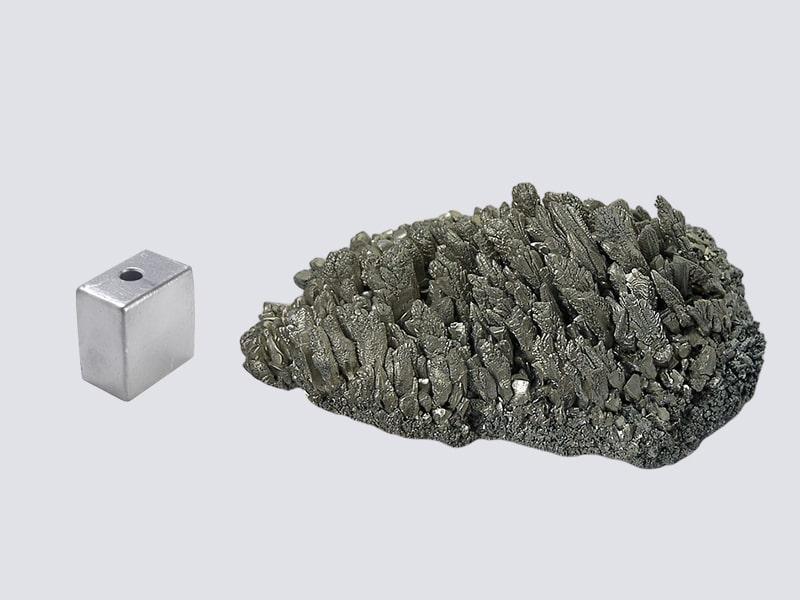 magnesium pur et transformé par concept metal